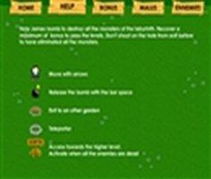 Bombacı James 2 oyunu oyna